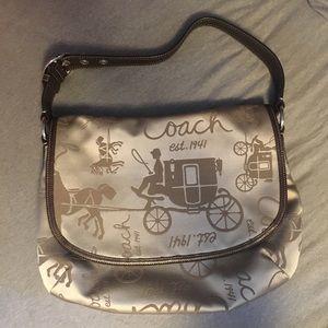 Authentic Coach purse.